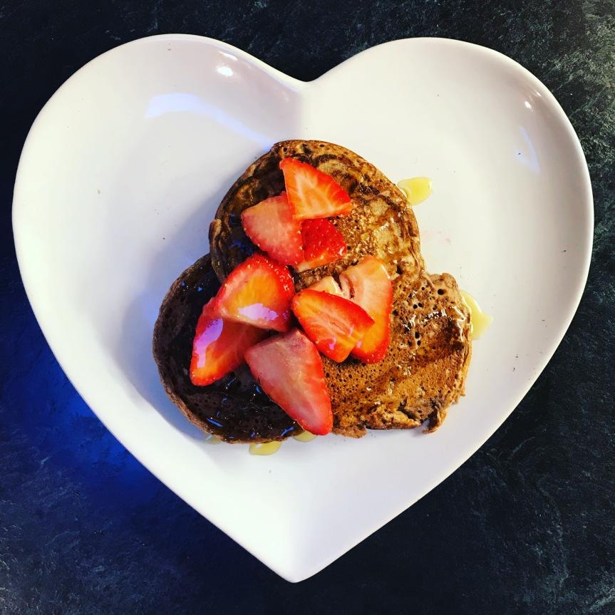 Recipe – Extra Special Vegan ChocolatePancakes