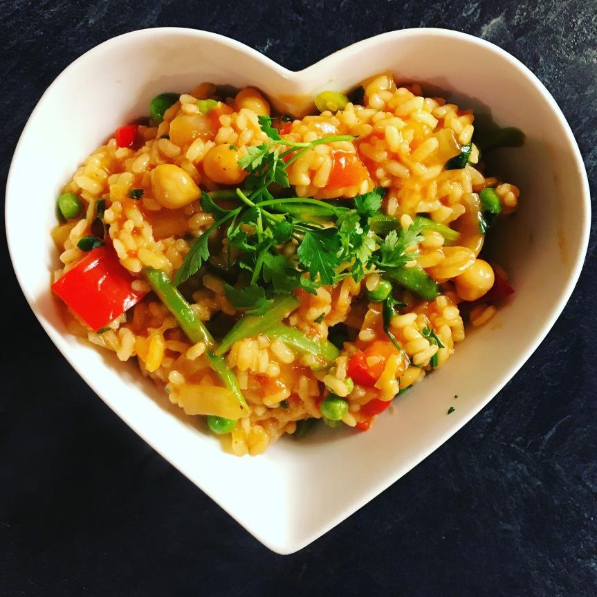 Recipe – VeggiePaella